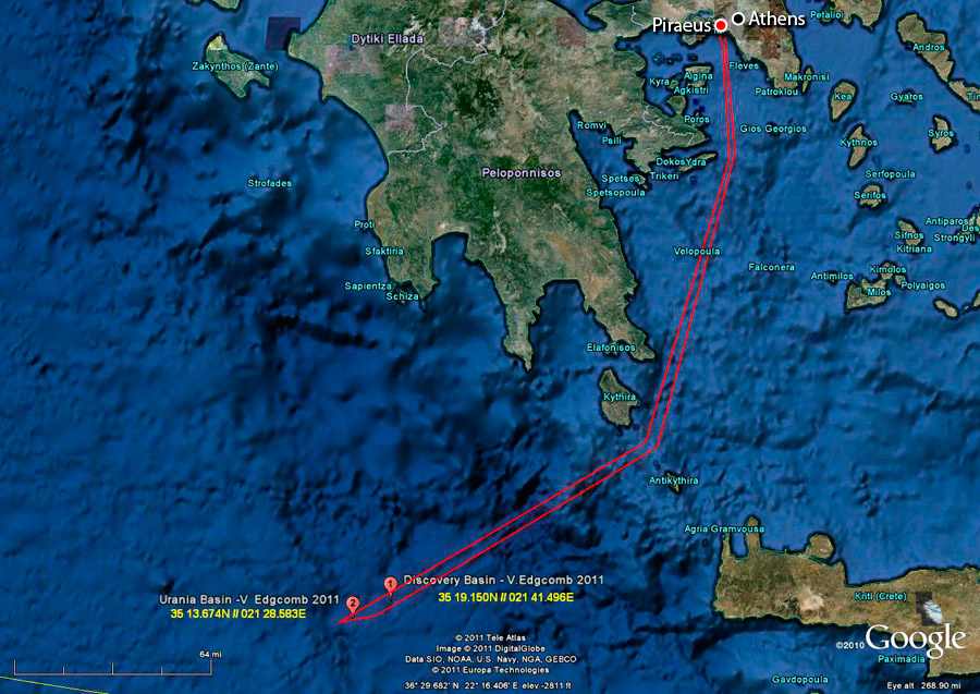 Dive And Discover Expedition 14 Mediterranean Deep
