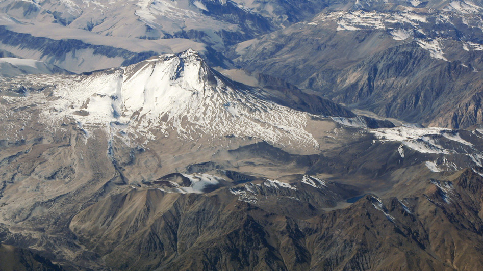 Cerro Azul volcano