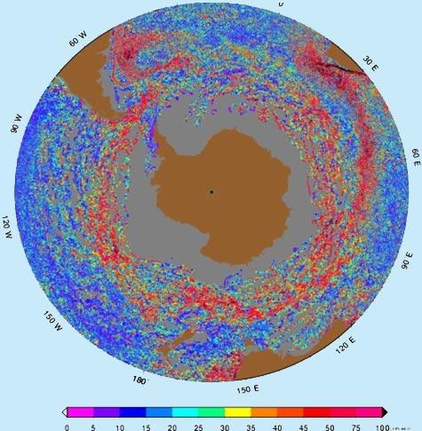 Antarctic Circumpolar Current